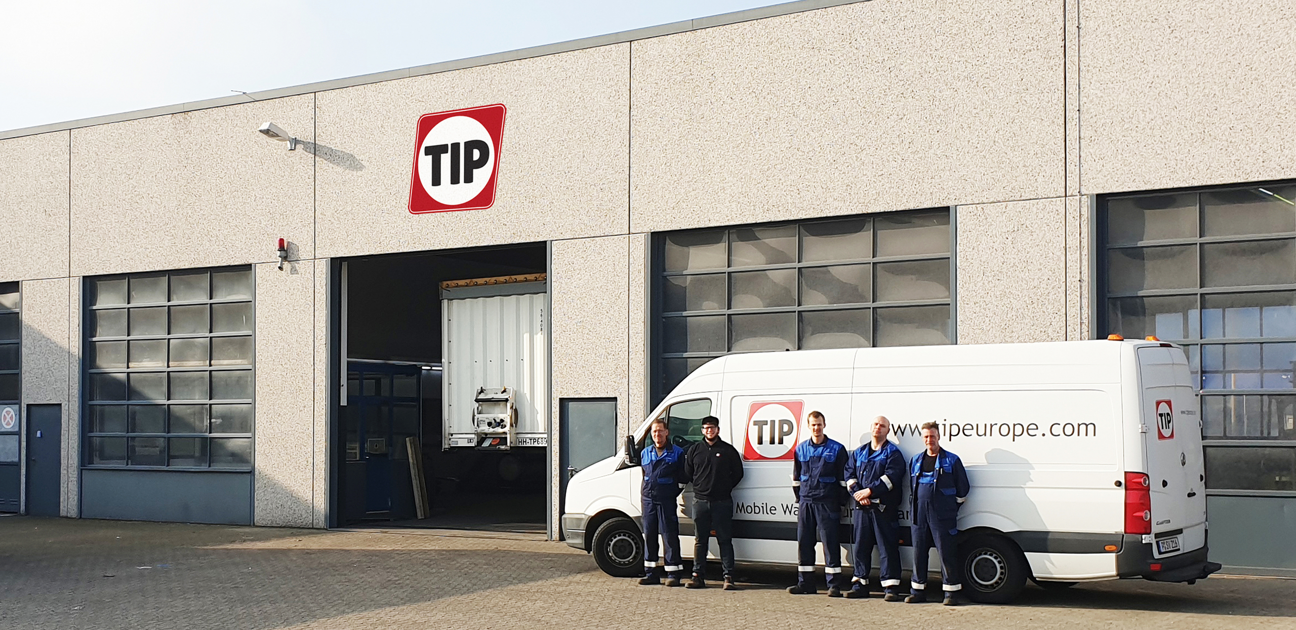 TIP trailers Germany